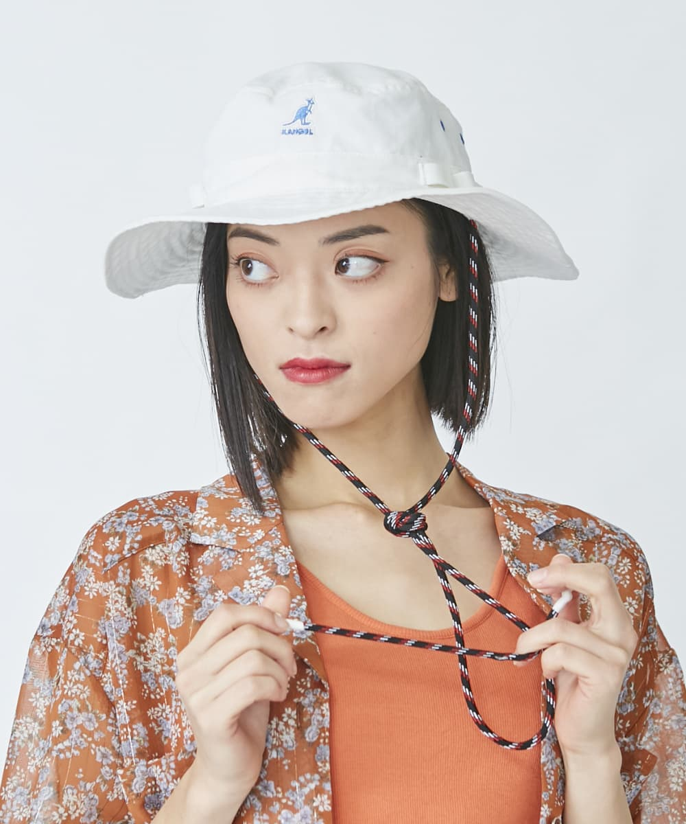 【予約】KANGOL Utility Cords Jungle Hat