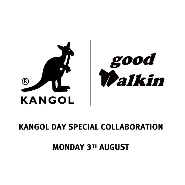 KANGOL DAY SPECIAL COLLABORATION
